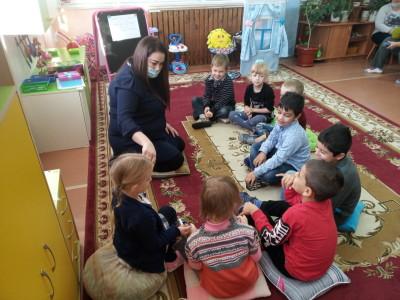 Заседание детского совета по программе «Вдохновение»